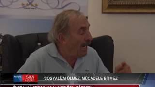 ÖMER LAÇİNER'DEN KANAL SİM'E ÖZEL RÖPORTAJ
