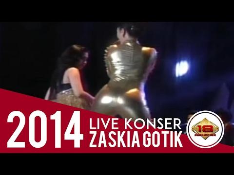 KONSER ~ Zaskia Gotik feat. Yuni Rahayu - Oplosan @LIVE Lubuk Siberut Sumatera Barat 8 Februari 2014