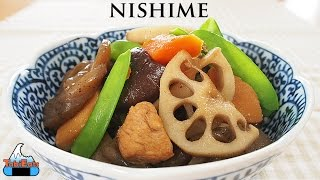 Video How to Make Nishime (Japanese Simmered Vegetables Recipe)-Cooking with Mom download MP3, 3GP, MP4, WEBM, AVI, FLV Mei 2018