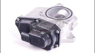 Hvordan bytte EGR ventil VW/Audi (Mitsubishi): 2.0 TDI 16v Pumpedyse
