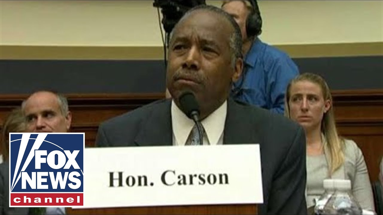 Ben Carson High considers name change over 'Trump ties'