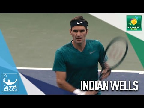 Federer Back In Indian Wells To Pursue Title No. 6