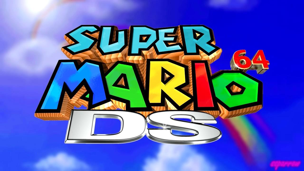 [NDS] Super Mario 64 DS OST: Track 1 - Rec Room