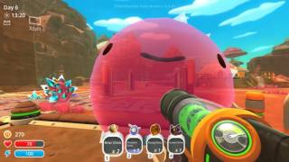 Slime Rancher - Catching Every Slime