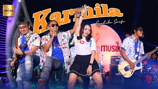 Download lagu Syahiba Saufa - Karmila (Official Live Music)