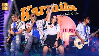 Download Syahiba Saufa - Karmila (Official Live Music)
