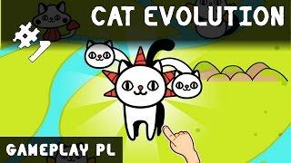 CAT EVOLUTION PO POLSKU #1   EWOLUCJA KOTÓW