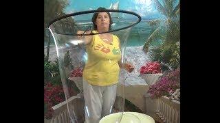 Видеообзор ракетки 30 см на длинной ручке СЕКРЕТЫ ШОУ МЫЛЬНЫХ ПУЗЫРЕЙ