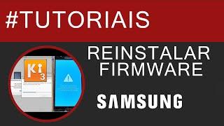 Reinstalar Firmware Samsung Galaxy J5 - J500M - Kies