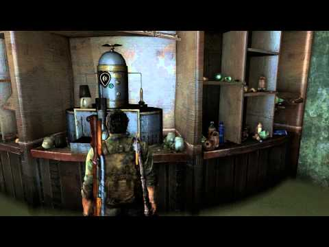 The Last of Us: Remastered - Pittsburgh Hotel: Explore Lobby Ellie Role Play Sequence, Loot Area PS4