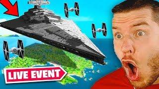 FORTNITE STAR WARS LÏVE EVENT!