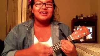 Popular Song by Mika ft. Ariana Grande Cover (Ukulele)