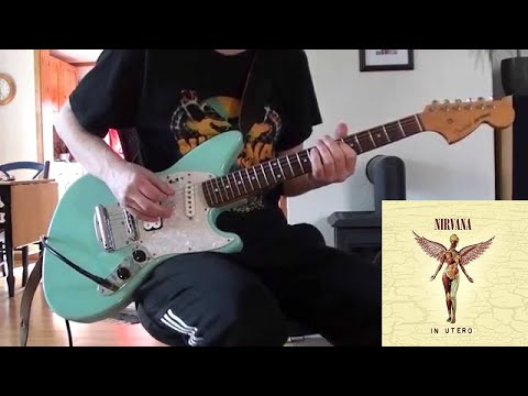 Nirvana - Milk It (Guitar Cover)