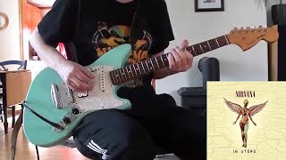 Nirvana - Milk It (Guitar Cover)