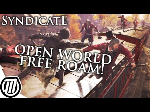 Assassin's Creed Syndicate Gameplay - Open World Free Roam! - PS4 1080p