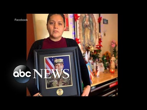 Fort Hood Soldier's Family Pleads For Answers After Disappearance | WNT