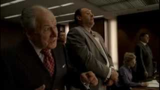 The Sopranos - Cops Arrest Tony