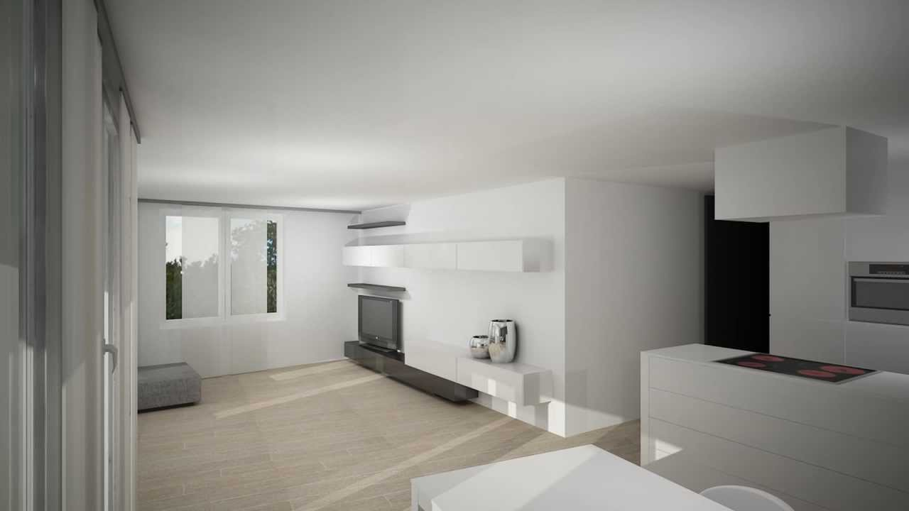 Modern interieur youtube - Modern appartement modern appartement ...