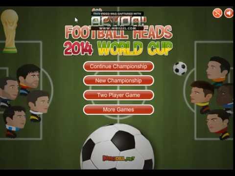 Head Action Soccer - Football Games