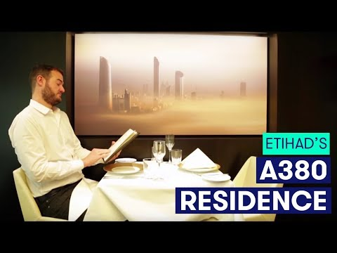 Thumbnail: The Points Guy Reviews Etihad's A380 Residence