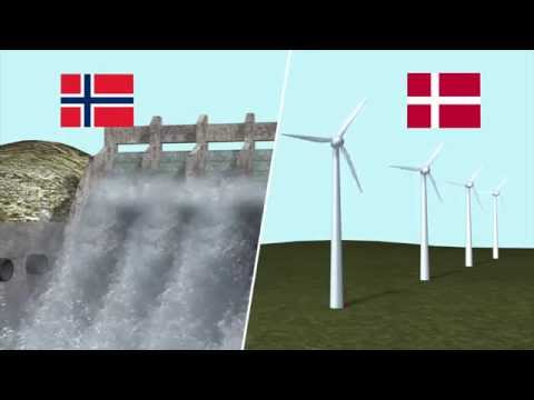 Norway and Denmark build subsea high-voltage cable to facilitate renewable energy exchange