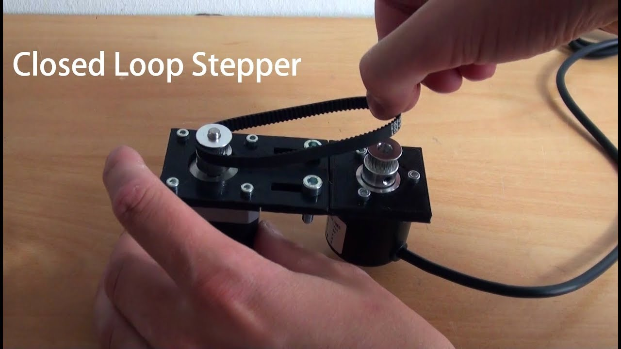 Making A Arduino Based Closed Loop Stepper Part 1 Youtube Wiring Circuit Jack