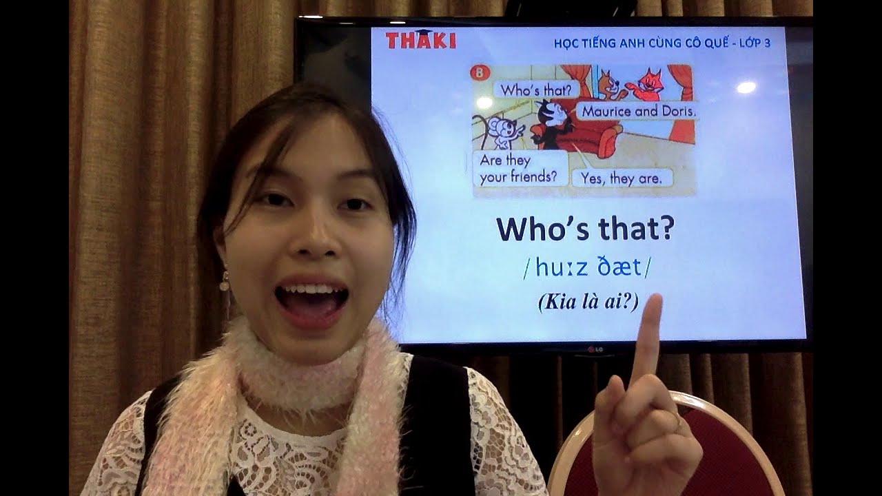 """Học tiếng Anh lớp 3 - Short story """"Cat and Mouse 1"""" - Truyện ngắn """"Mèo và Chuột 1"""" - THAKI"""
