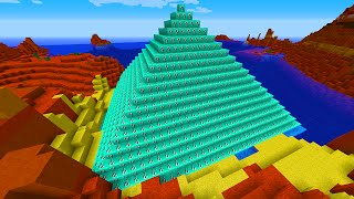 Minecraft Mods LUCKY BLOCK PYRAMID BATTLE! #1 w/Preston, Mitch & Vikkstar123