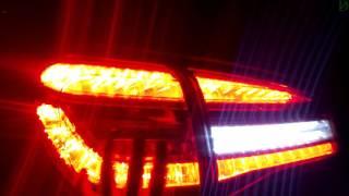 Ночной обзор - Haval H8 (4k, UHD)