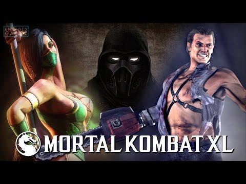 Mortal Kombat XL: Characters I think & Want in Kombat Pack 3