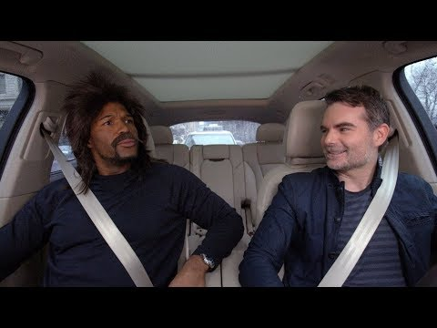Thumbnail: Apple Music — Carpool Karaoke — Michael Strahan and Jeff Gordon Preview