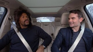 Apple Music — Carpool Karaoke — Michael Strahan and Jeff Gordon Preview