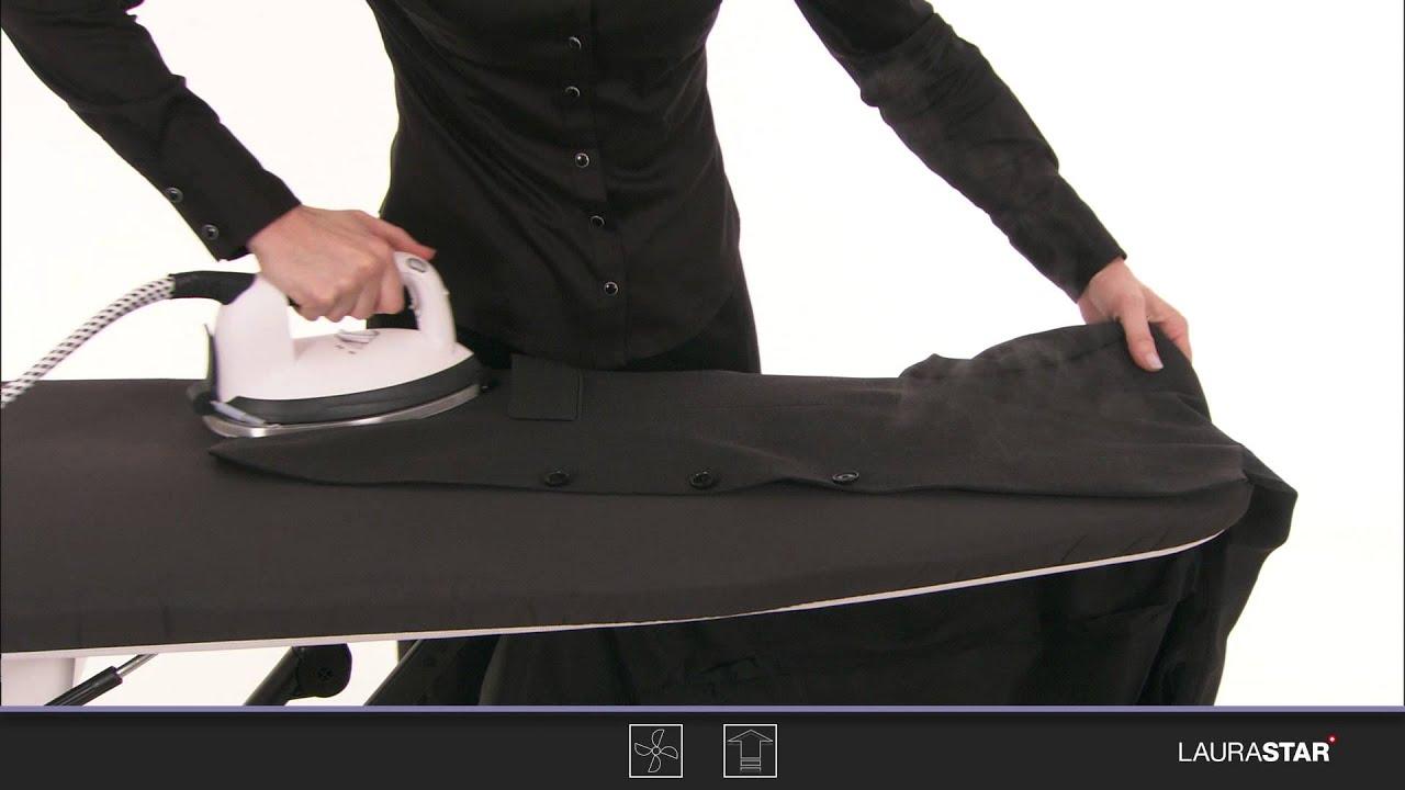 bieten viel Genieße am niedrigsten Preis auf Füßen Aufnahmen von Laurastar - So bügeln Sie Ihr Jackett richtig