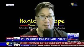 Polisi Buru Pria Mengaku Nabi ke-26