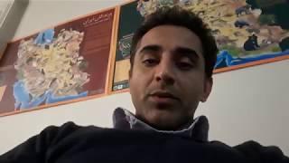 دعوت به شرکت در فیلم مستند تنهاوش توسط کارگردان اثر آقای فتح الله امیری - Invitation to Tanhavash