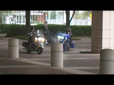 Houston-area bikers deliver toys to Shriner's Children's Hospital