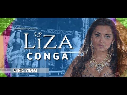 Liza - Conga (Lyric Video)