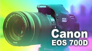 Canon EOS 700D: обзор фотоаппарата(Цена и наличие: http://rozetka.com.ua/canon_eos_700d_18_55_stm_official_warranty/p275988/ Видеообзор зеркальной камеры Canon EOS 700D ..., 2014-03-06T09:48:50.000Z)