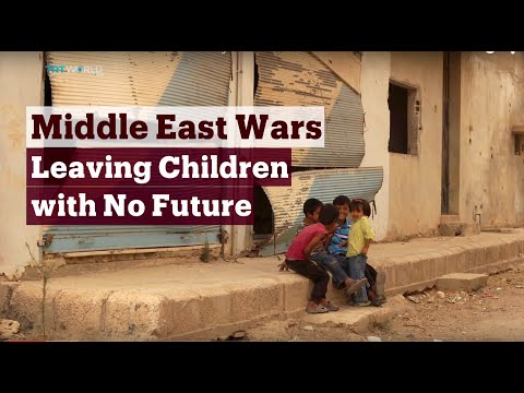 TRT World - World in Focus: Middle East wars 'leaving children with no future'