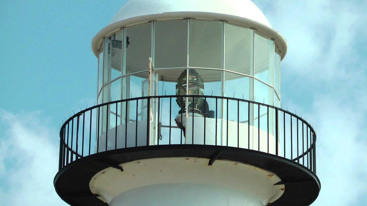 Biloxi Lighthouse In Mississippi Youtube