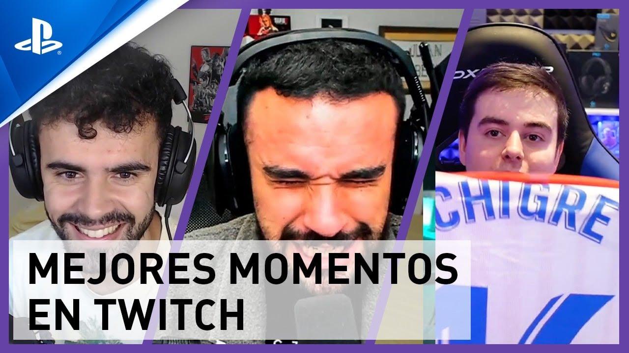 ¡Illojuan y Andrés en It Takes Two! MEJORES MOMENTOS de los DIRECTOS de MARZO | PlayStation España