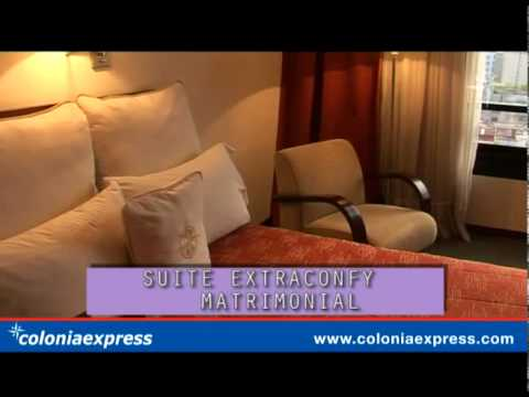 Colonia Express - Hotel Four Points en Montevideo