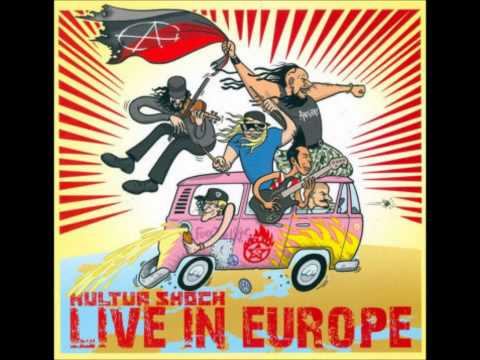 Kultur Shock (live in Europe, Sofija 2008) - Zumbul.wmv