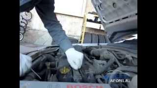 видео Замена Свечей Opel Astra H