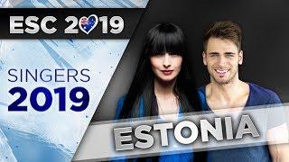 Estonia's Official Eurovision Candidates 2019 | Eesti Laul