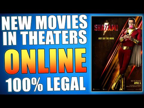 HOW TO WATCH MOVIES IN THEATER AT HOME LEGALLY - 5 Ways To Watch New Movies Online Free & Paid