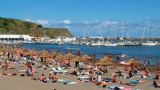 Cidades de Angra do Heroísmo e Praia da Vitória - ilha Terceira Açores - Portugal