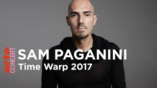 Sam Paganini @ Time Warp 2017 Full Set HiRes – ARTE Concert