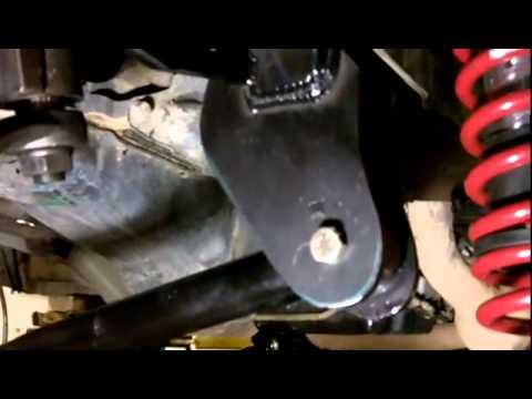 Jeep Liberty Off Road >> KevinsOffroad.com - KJ Liberty Solid Front Axle SFA ...