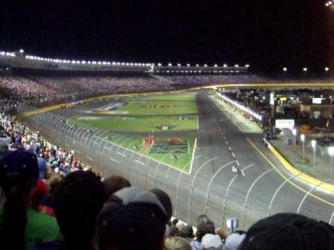 NASCAR All Star Race at Lowes Motor Speedway, Concord NC
